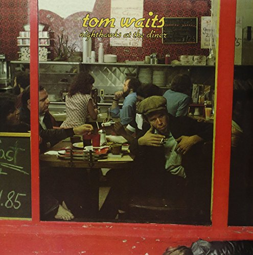 Price comparison product image Tom Waits|Nighthawks At The Diner|LP|Vinyl Record (AMI 30218)