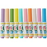 Crayola 10 Count Color Wonder Mini Markers Pastel