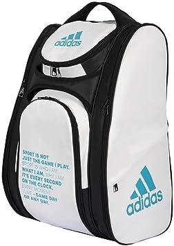 Circo Maligno literalmente  Adidas Padel Paletero Adidas MultiGame Blanco 2020, Adultos Unisex, White,  Talla Única: Amazon.es: Deportes y aire libre