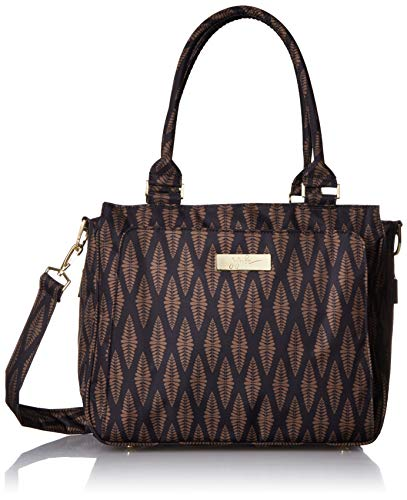 JuJuBe Be Classy Structured Multi-Functional Multi-Functional Diaper Bag/Purse, Legacy Collection - The - Tote Signature Legacy