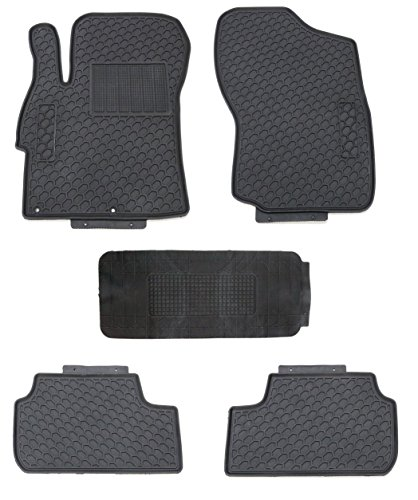 car mats for mitsubishi lancer - 1
