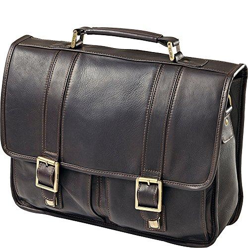 Clava Leather Classic Executive Briefcase