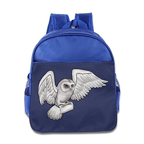 Harry Potter Magic Owl Backpacks RoyalBlue One Size Kids School Bags (Hogwarts School Uniform)