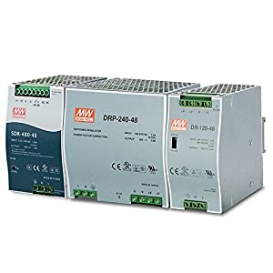PWR-240-48 48V, 240W Din-Rail Power Supply (DRP-240-48)