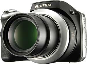 Fujifilm FinePix S8100fd 10 MP Digital Camera with 18x Wide Angle Dual Image Stabilized Optical Zoom (Black)