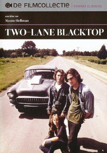 Two-Lane Blacktop (1971) ( 2 Lane Black top ) [ NON-USA FORMAT, PAL, Reg.0 Import - Netherlands ]
