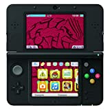 Pokemon Center Original New Nintendo 3DS Groudon Edition
