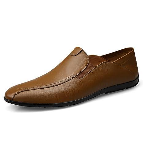 Zapatos de Hombre Cuero sintético Primavera/Verano/Otoño Hombres Confort/Novedad Mocasines y