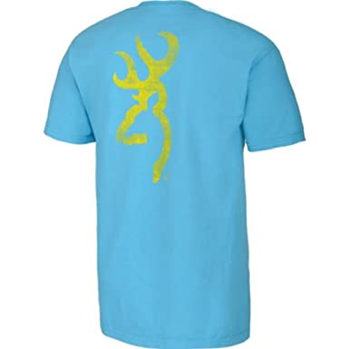 10ddb27906 Amazon.com  Browning Men s Nice Color Buckmark T-shirt