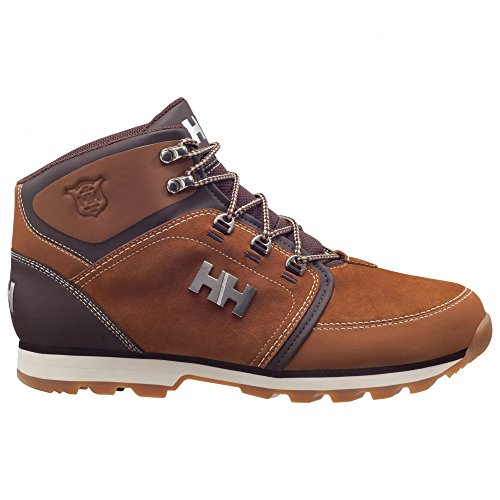 Helly Hansen Koppervik, Stivali Chukka Uomo Crazy Horse / Coffee Bean / Natura / Light Gum