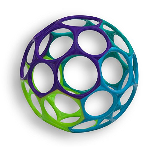 Oball Toy Ball, Multicolored, Assorted by Oball (Image #4)