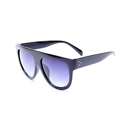 Amazon.com: LTWAAXP anteojos de sol de gran tamaño cuadrado ...
