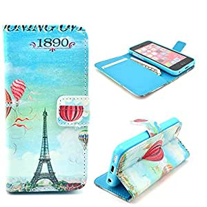 iPhone 4 case,iPhone 4S cases,Creativecase Carryberry Wallet Leather Case stand with Credit ID Card slot Holder Cover Pouch For iPhone 4 4S 4G