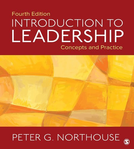 BUNDLE: Northouse, Introduction to Leadership 4e + Northouse, Introduction to Leadership 4e Interactive eBook