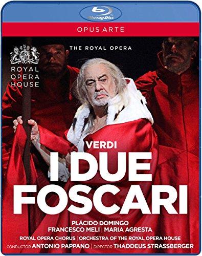 Verdi: I Due Foscari (Blu-ray)