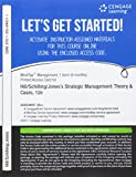 img - for MindTap Management, 1 term (6 months) Printed Access Card for Hill/Schilling/Jones' Strategic Management: Theory & Cases: An Integrated Approach, 12th (MindTap for Management) book / textbook / text book