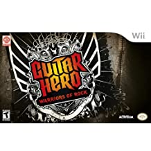 Guitar Hero: Warriors of Rock - Band Kit - Wii Standard Edition
