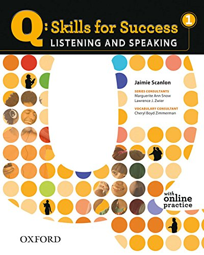 Q: Skills for Success 1 Listening & Speaking Student...