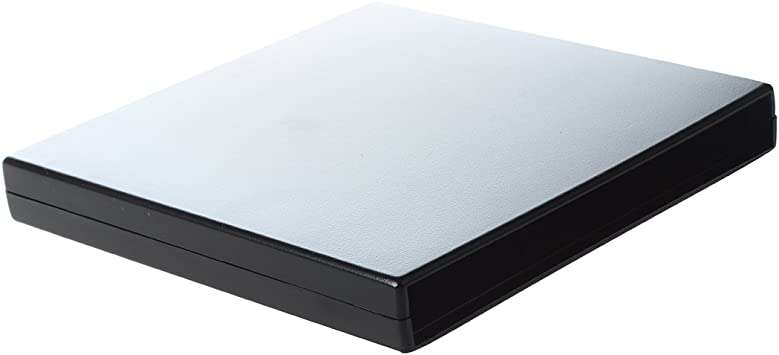 SODIAL(R) Caja Externo Slim USB 2.0 para Notebook CD-ROM ...