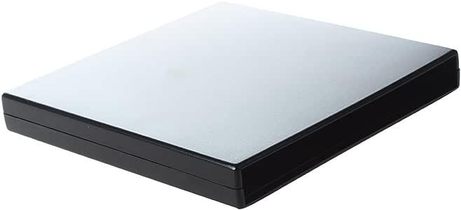 SODIAL(R) Caja Externo Slim USB 2.0 para Notebook CD-ROM DVD RW ...