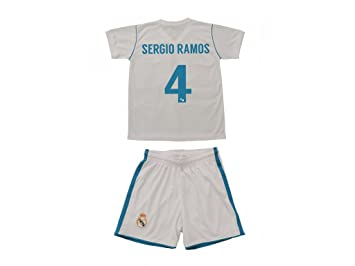 Image Unavailable. Image not available for. Colour  conjunto-kit Real Madrid  Official Replica ... c4f43aa16de77