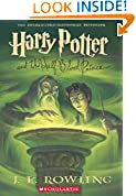 #7: Harry Potter and the Half-Blood Prince (Book 6)