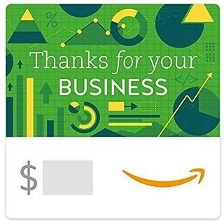 Amazon eGift Card - Thanks for your Business (B01NBJA2CA)   Amazon price tracker / tracking, Amazon price history charts, Amazon price watches, Amazon price drop alerts