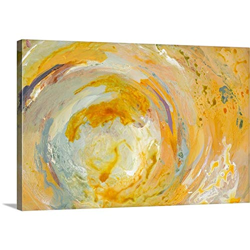 GREATBIGCANVAS Gallery-Wrapped Canvas Entitled Swirl Oasis by Lanie Loreth 30