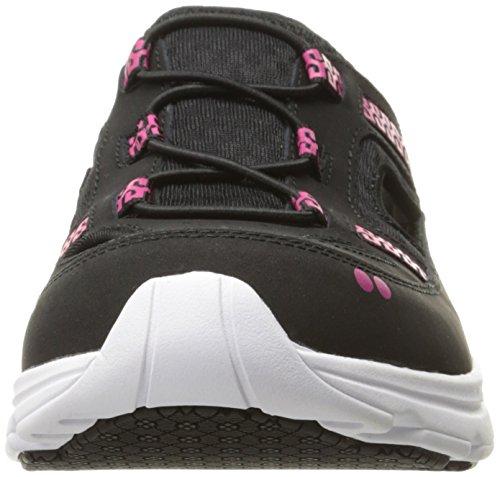 RYKA m negro rosa mujer US Sandalia deportiva Tisza para 8 HSwZpAq