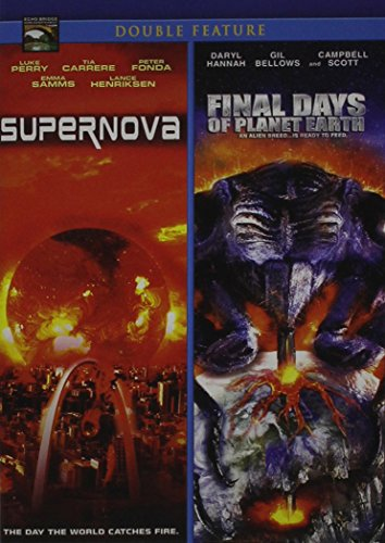 Supernova & Final Days of Planet Earth]()