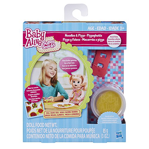 Dolls Wholesale Baby - Baby Alive Super Snacks Noodles & Pizza Snack Pack (Blonde) Baby Doll
