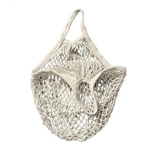 Shopper Bags Clearance Sale, Reusable Fruit String Grocery Turtle Tote Mesh Woven Net Shoulder Bag