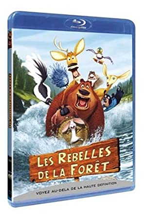 Les Rebelles De La Forêt Blu Ray Amazon Fr Roger Allers