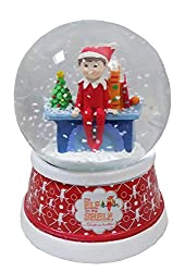 The Elf on the Shelf Musical Snow Globe Waterglobe