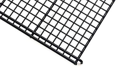 MidWest Puppy Playpen with 1 Inch Mesh Floor Grid, 36''L (Medium Model 236-10)