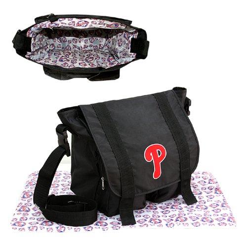 MLB Philadelphia Phillies Sitter Diaper Bag