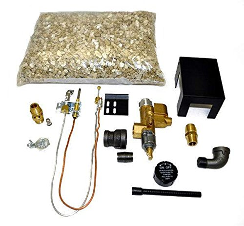 - Hearth Products Controls (HPC Copreci Rear Inlet Safety Pilot Kit (182UPK), Universal