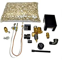 Hearth Products Controls (HPC) Copreci Rear Inlet Safety Pilot Kit (182UPK), Universal
