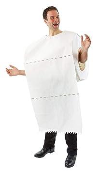 Amazon.com: Rollo de papel higiénico – Disfraz para ...
