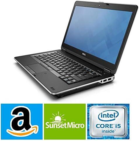 Amazon Com Refurbished Dell Latitude Intel Core I5 Laptop 8gb Ram 1tb Windows 7 Pro Hdmi Wifi Notebook Ms Office Computers Accessories