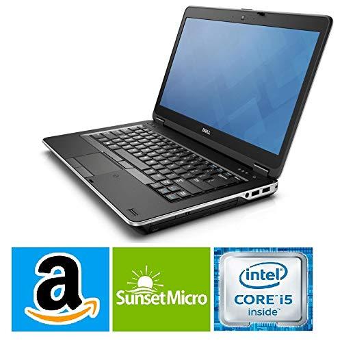 Fast Dell Latitude E5470 HD Business Laptop Notebook PC (Intel Core i5-6300U, 8GB Ram, 256GB Solid State SSD, HDMI, Camera, WiFi) Win 10 Pro (Renewed) SC Card Reader