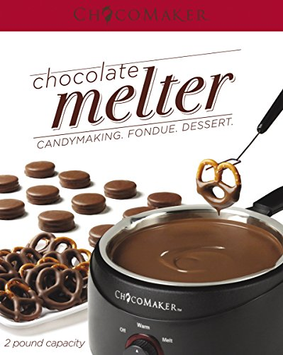 ChocoMaker Inc. Dress My Cupcake Chocomaker Candy Melter (Dual Fondue)