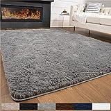 Gorilla Grip - Alfombra Original Premium mullida de alta calidad, alfombra de pelo muy suave, apta para lavadora y secadora, alfombras modernas para pisos, alfombras de lujo para el hogar, cuarto de bebé y sala de estar