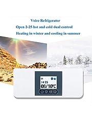 BelievE Refrigerador de Medicamento Ultra Silencioso Nevera de Insulina Portátil Tamaño Temperatura Constante: 2-8℃ de Fuente de Alimentación Multimodo Estilo de transmisión de Voz Fichas importadas