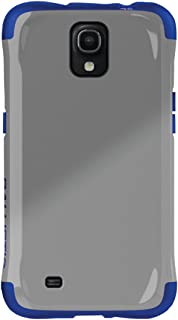 Ballistic Aspira Series Case for Samsung Galaxy Mega 6.3 - Retail Packaging - Gray/Blue