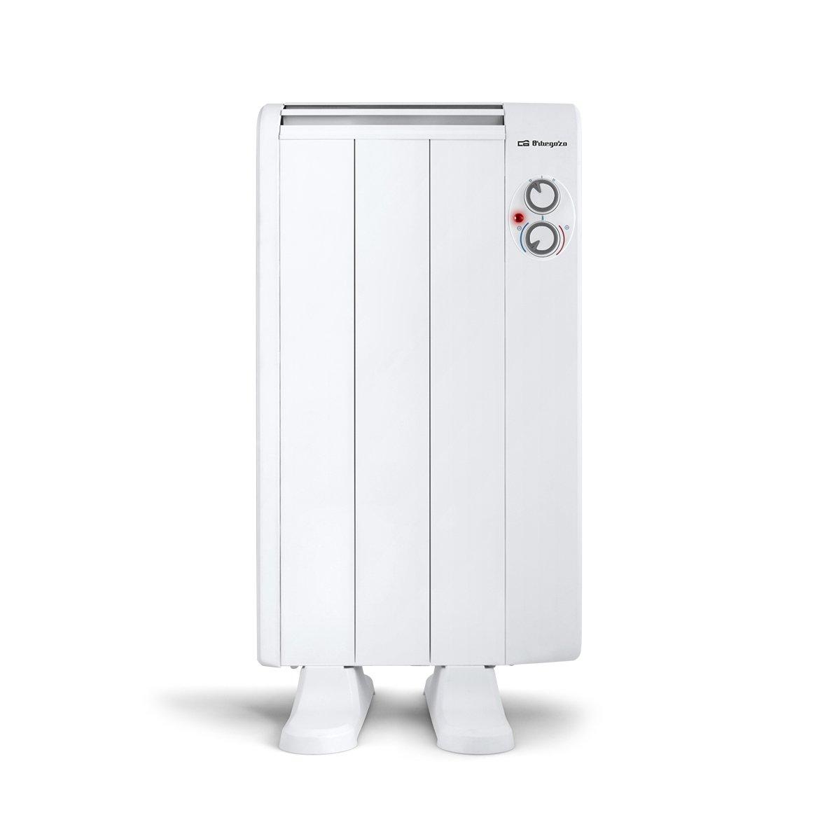 Orbegozo RRM 500 Emisor térmico de bajo Consumo sin Aceite, Color Blanco: Amazon.es: Hogar