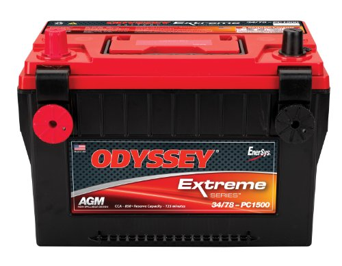 850 cca car battery - 1