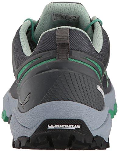 Ming Halbschuh tex 0808 Gore Outdoor Multi Track charcoal Green Salewa Scarpe Damen Donna Grigio Sportive TWXq7ccU6