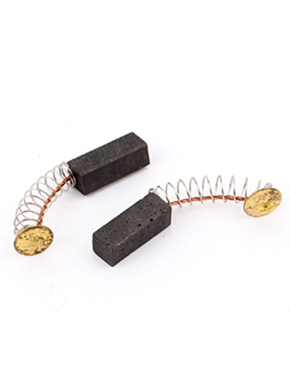 sourcingmap/® Meuleuse dangle perceuse /électrique Machine /à mortaiser balai charbon moteur 16x6x6mm 14pcs
