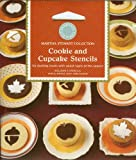Martha Stewart Collection Fall Cookie and Cupcake Stencils: Apple, Maple Leaf & Acorn